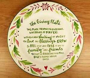 Oxnard The Giving Plate