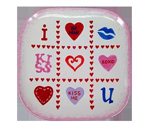 Oxnard Valentine's Tic Tac Toe