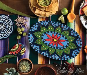 Oxnard Talavera Tableware