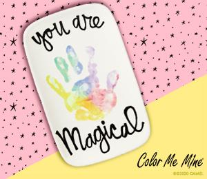 Oxnard Rainbow Hand-print
