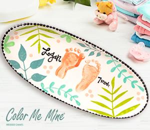 Oxnard Tropical Baby Tray