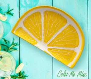 Oxnard Lemon Wedge