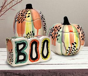 Oxnard Drippy Pumpkin Box