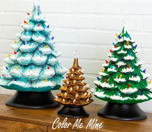 Oxnard Vintage Christmas Trees