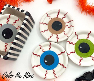 Oxnard Eyeball Coasters