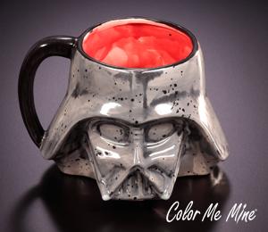 Oxnard Darth Vader Mug