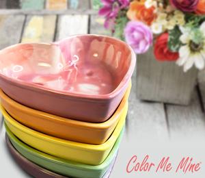 Oxnard Candy Heart Bowls