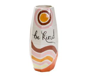 Oxnard Be Kind Vase