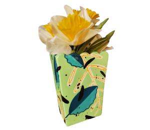 Oxnard Leafy Vase