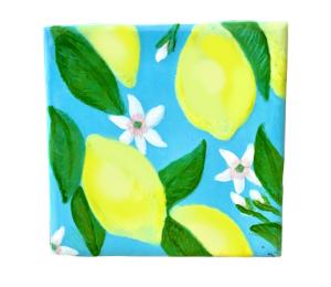 Oxnard Lemon Square Tile
