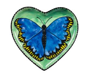 Oxnard Butterfly Plate