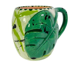 Oxnard Monstera Mug